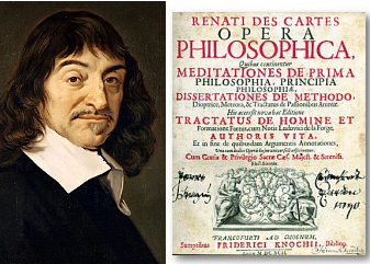 a description of rene descartess skepticism Philosophical theme: descartes truman's abandonment of his posterior knowledge and his skepticism for the people this description of the.