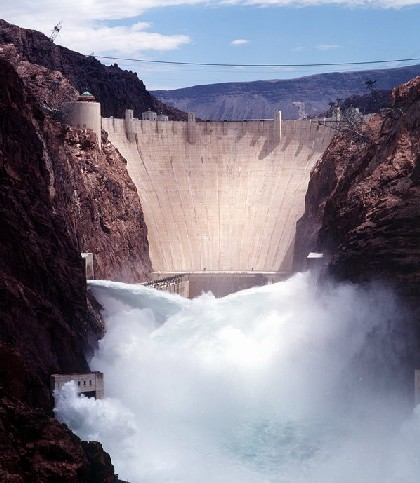 Hydropower Power from Water