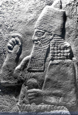 History of Sennacherib Nineveh and the Palace of Ninevah