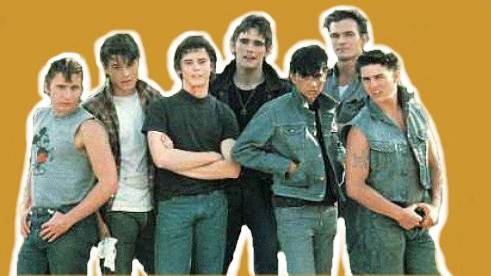 the outsiders greaser character description How to dress like the greaser girls from  the greaser girls from the outsiders  greaser fashion greaser style the outsiders character outfits dallas.