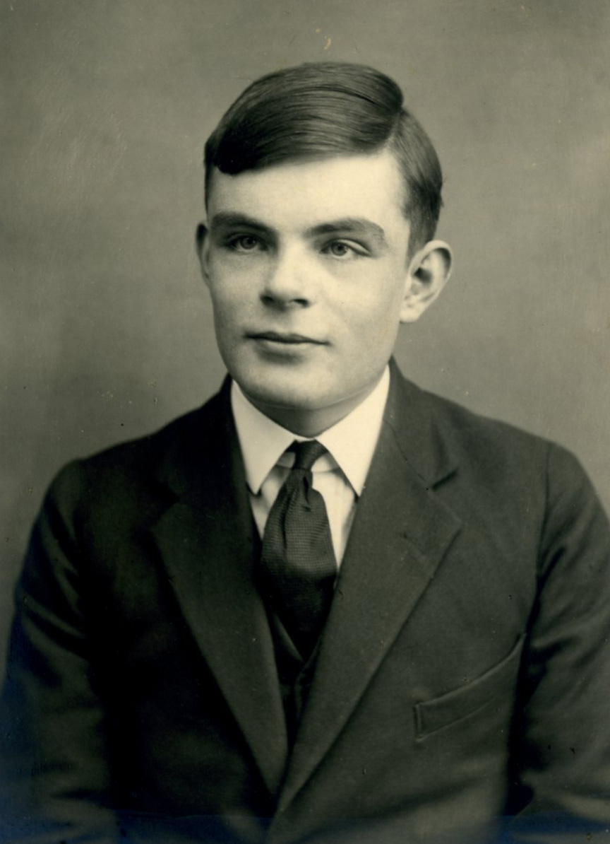 Fascinations: Alan Turing