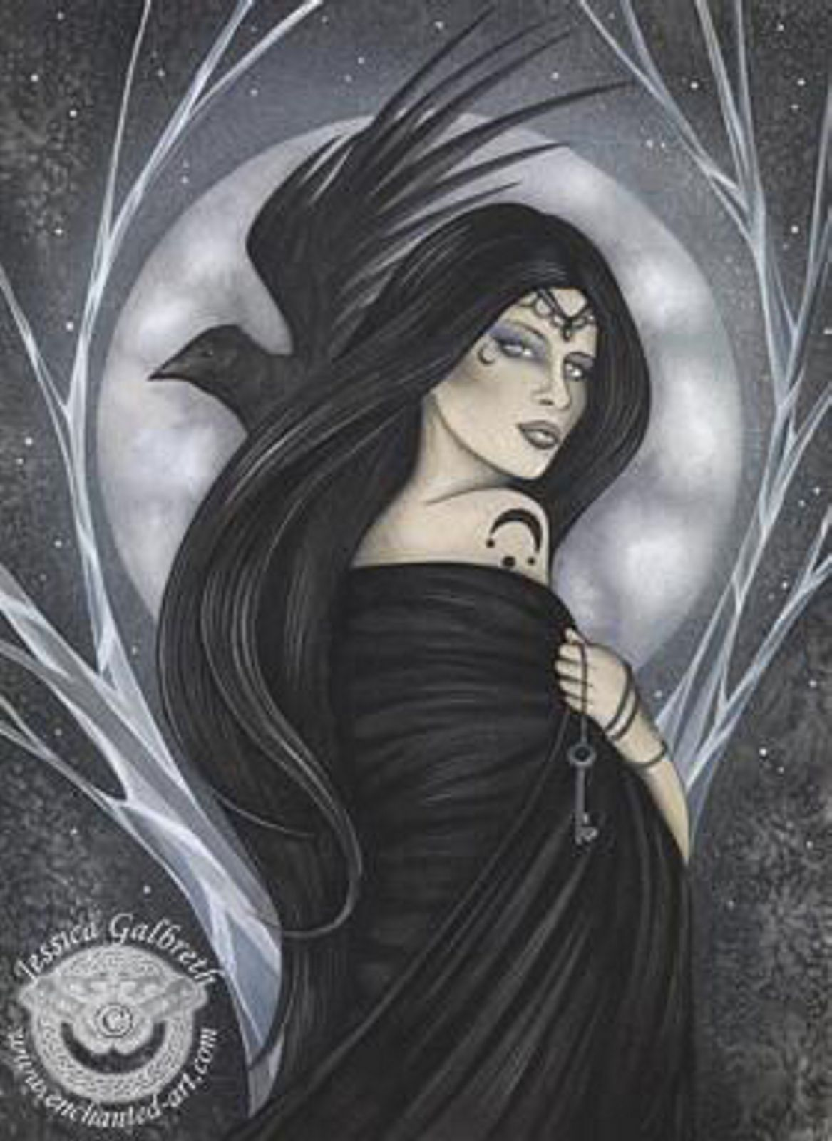 Nyx goddess of shadows biocorpaavc