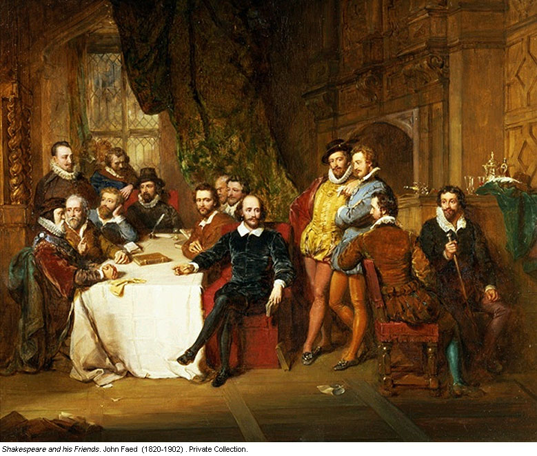 the early life family and literary works of william shakespeare Background information on william shakespeare's life, works and plays, including his time in stratford-upon-avon and the companies and actors who performed his plays in london.