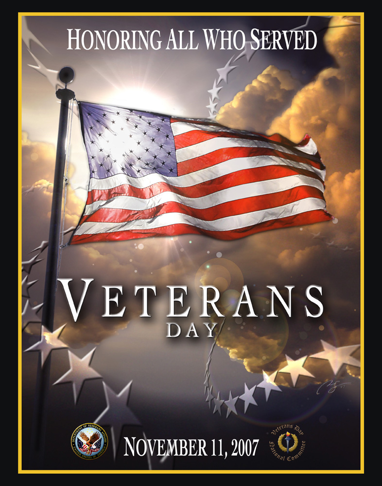 Claude A. Taylor Remembers Veterans Day November 11, 2007