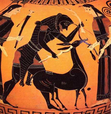 Greek Vase Paintings