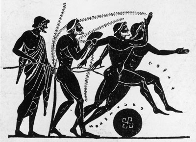a comparison of the ancient olympic games and modern games Traffic congestion, corruption, professional athletes and spiralling costs – despite our rose-tinted view of the ancient olympics, they were not so dissimilar to our modern games mary beard on how the olympic tradition has never quite lived up to its own ideals.