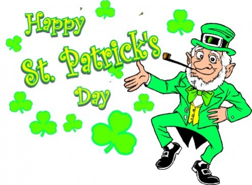 90376 Happy St. Patricks Day 2014